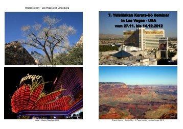 Las Vegas 2012 - Yuishinkan Goju-Ryu Karate-Do Kamen/Bergkamen