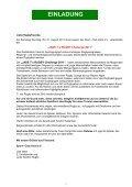 Infomappe JADE 7`s RUGBY Challenge 2011 2 - SC Varel - Page 2