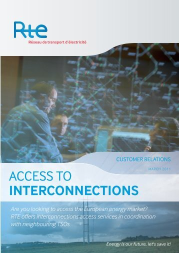 ACCESS TO INTERCONNECTIONS