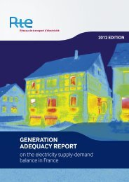GENERATION ADEQUACY REPORT