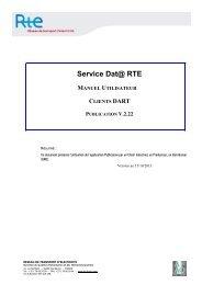 Service Dat@ RTE