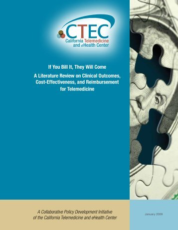 Cost-Effectiveness and Reimbursement for Telemedicine