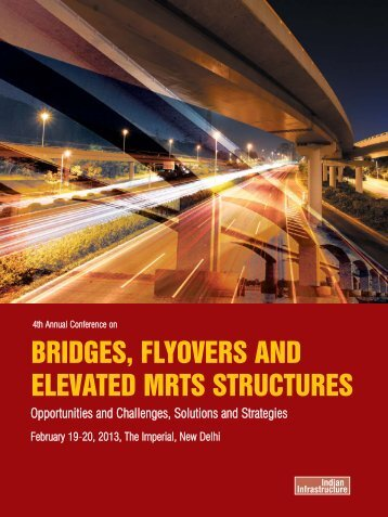 ELEVATED MRTS STRUCTURES