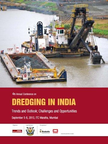 DREDGING IN INDIA