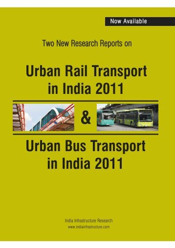 Download table of contents - India Infrastructure