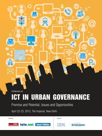 ICT IN URBAN GOVERNANCE