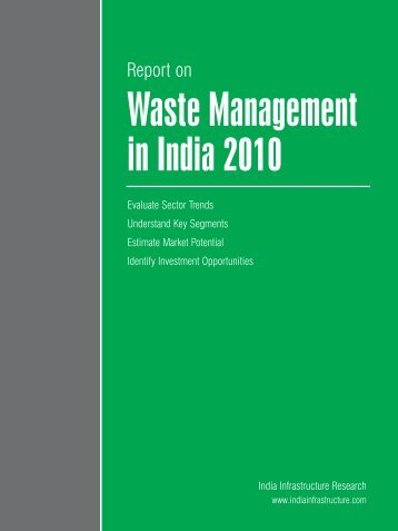 Waste Management in India 2010