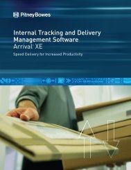 Internal Tracking and Delivery Management Software Arrival XE