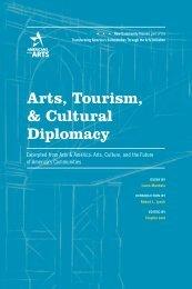 Arts Tourism & Cultural Diplomacy