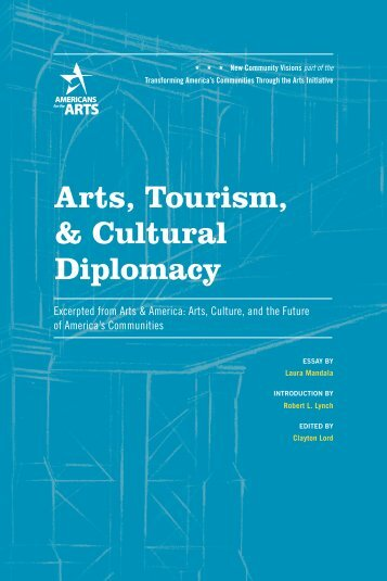 Arts Tourism & Cultural Diplomacy
