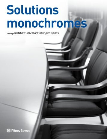 Solutions monochromes