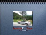 AustriaPurTour - 986er.de Talk, Touren, Technik