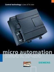 micro automation - KAD Controls