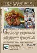und Fleischrestaurant in Dorum-City – Auszeichnung 2007 - Wurster - Seite 6