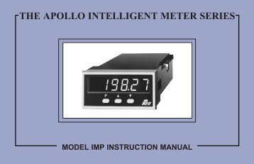 THE APOLLO INTELLIGENT METER SERIES