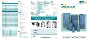 AC690+ Integrator Series
