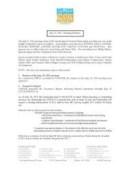 July 13, 2012 Meeting Minutes - Mississippi Gulf Coast