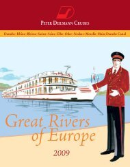 Great Rivers of Europe - Euro River Cruises