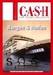 Die cremig-feinen Aufstriche nach Original - Cash