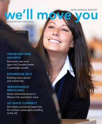trend-defying growth expansion 2012 - Edmonton Airports ...