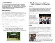 Fritz Lafontant Learning Center - Rotary Club of Greenville