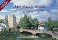 MS Johann Strauss - Noble Caledonia