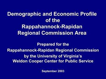 Dr. John Knapp - Rappahannock-Rapidan Regional Commission