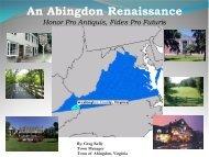 An Abingdon Renaissance