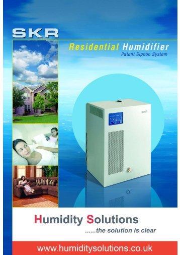 Brochure - Humidity Solutions
