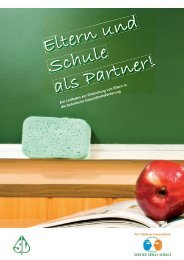 Eltern und Schule als Partner