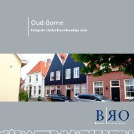 Visie Oud Borne (pdf, 3.38 kb)