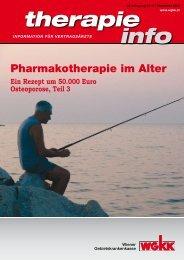 Therapie Info Dezember 2008 - Wiener Gebietskrankenkasse