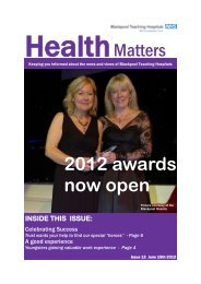 Could you be one of our health mentors?