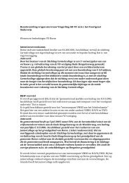 2012-06-29 Wensen en bedenkingen VO Borne _2 - Bestuurlijke ...
