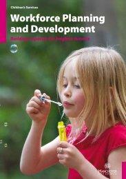 Workforce Planning and Development