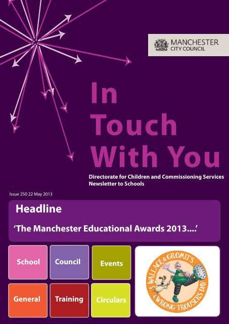 Issue 250 - One Education
