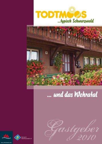 Hotels - Stadt Wehr (Baden)