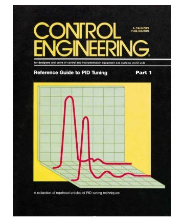 Reference guide to PID tuning - part 1 - Saba