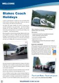 Travel with Blakes, travel with friends! - Blakes Coaches - Page 2