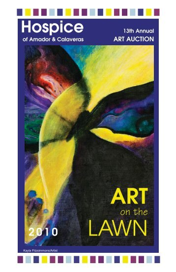 ART LAWN - Hospice of Amador & Calaveras