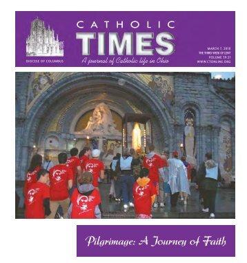 Pilgrimage A Journey of Faith