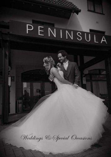 weddings - Peninsula Hotel