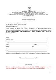 Anexo - Portal de Compras - Prefeitura Municipal de Natal
