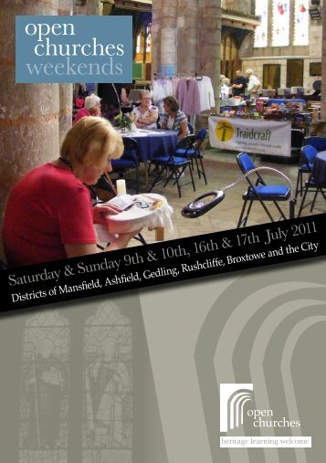 OCWE'11 booklet.pdf - Southwell and Nottingham Church History ...