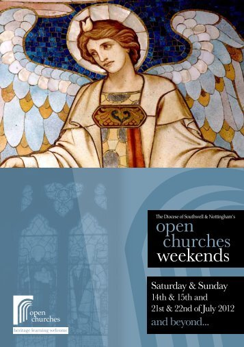 open churches weekends