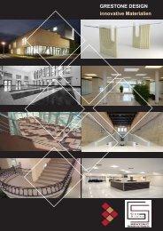 GRESTONE DESIGN innovative Materialien
