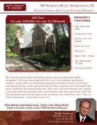 585 WARWICK ROAD HADDONFIELD NJ