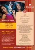 Enjoy a great evening out with friends at out Friday ... - Thurrock Hotel - Page 2