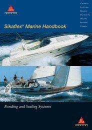 Sikaflex Marine Handbook