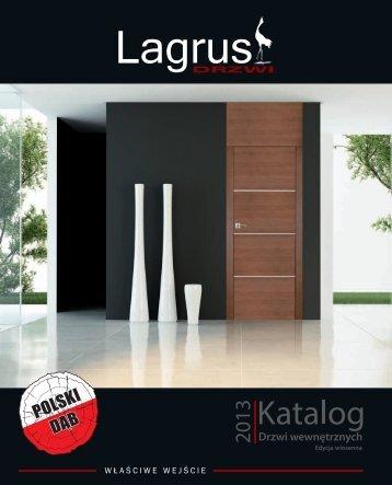 katalog drzwi lagrus 2013 - decoplast.pl